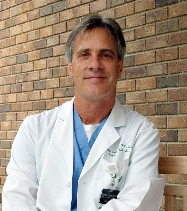 Russell Kitch, M.D.